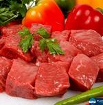 Cubos de carne