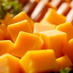 Cubos de queso